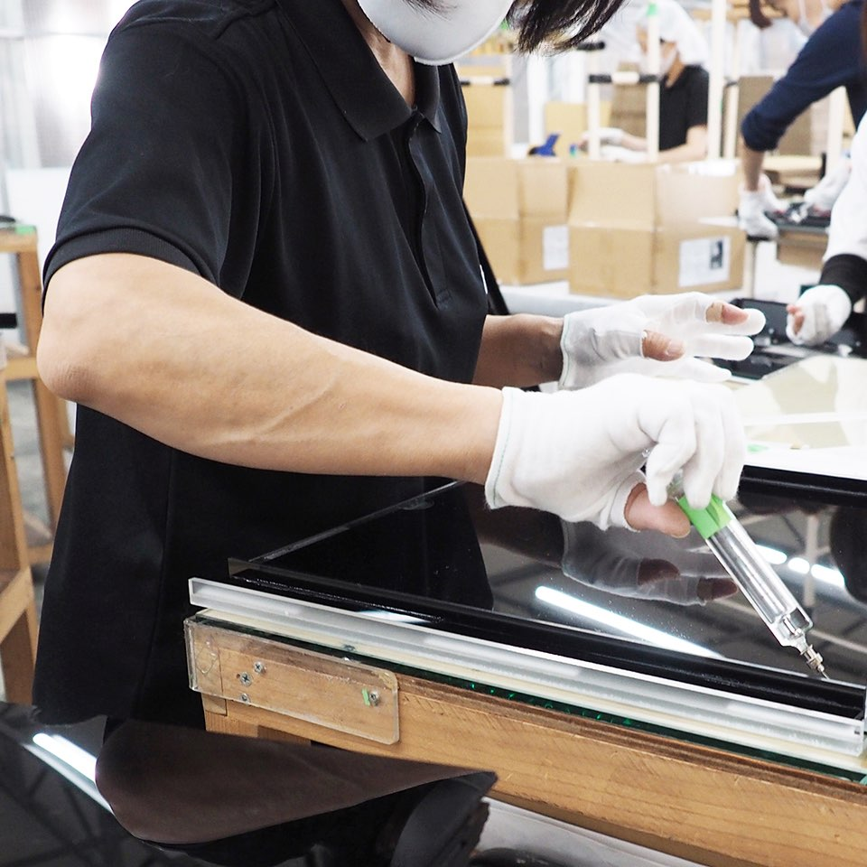 セールスプロモーション・店舗什器製作